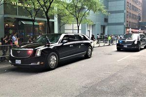 Vì sao Tổng thống Mỹ Donald Trump chưa sử dụng siêu limousine The Beast 2.0?