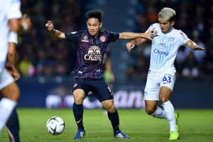 Clip Buriam 2-2 Chonburi: Xuân Trường ra mắt và trận cầu hấp dẫn