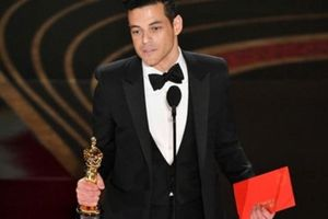Oscar 2019: Nam diễn viên chính xuất sắc nhất xướng tên Rami Malek