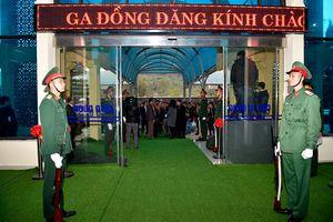 Ga Đồng Đăng 'trước giờ G'