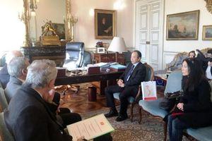 Việt Nam và Pháp tăng cường hợp tác