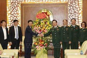 Lãnh đạo Đảng, Nhà nước thăm, chúc mừng nhân Ngày Thầy thuốc Việt Nam (27-2)