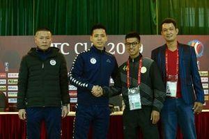 Hà Nội FC đặt mục tiêu giành chiến thắng tại giải AFC Cup 2019