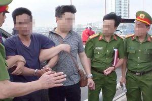 Bắt nghi can giết, phi tang xác con gái xuống sông Hàn