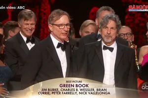 Oscars 2019: 'Green Book' bất ngờ giành giải 'Phim xuất sắc nhất'