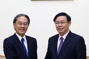 Phó Thủ tướng ủng hộ chủ trương đầu tư tài chính của Aeon tại Việt Nam