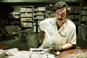 Nhà của 'trùm ma túy' khét tiếng Pablo Escobar thành tro bụi trong 3 giây