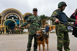 Lập vành đai an ninh, bộ đội dày đặc quanh ga Đồng Đăng