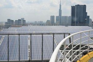 TP.HCM: Đã lắp đặt hơn 10.382 kWp điện mặt trời áp mái