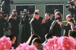 Hé lộ đoàn cấp cao Triều Tiên tháp tùng Chủ tịch Kim Jong-un đến Việt Nam