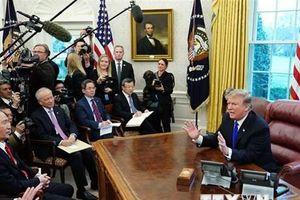 Mỹ sẽ hoãn tăng thuế với hàng hóa Trung Quốc sau hạn chót 1/3