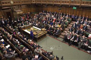 Chính phủ Anh cân nhắc hoãn Brexit nếu Hạ viện không thông qua thỏa thuận