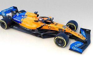 Khám phá công nghệ sơn độc đáo của siêu xe công thức 1 McLaren