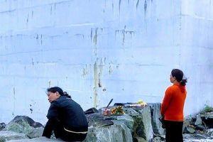 Công an quần thảo sông Hàn tìm thi thể cháu bé bị cha vứt xác phi tang ngày 27 Tết