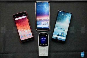 Chiêm ngưỡng 3 smartphone siêu rẻ và 1 'cục gạch' mới của Nokia