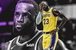 LeBron James chỉ ra 'căn bệnh nan y' của Lakers