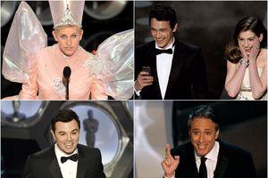 5 tiêu chí siêu khó để trở thành một MC Oscar 'đỉnh cao'