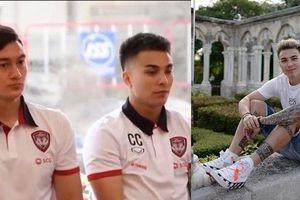 Xuất hiện cùng Lâm Tây, tuyển thủ Thái Lan gây 'sốt' vì quá đẹp trai