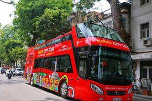 Hà Nội miễn phí xe bus cho phóng viên đưa tin Hội nghị Mỹ - Triều