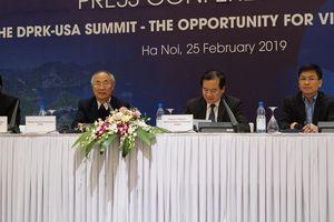 Đưa Việt Nam thành điểm trung chuyển khách du lịch quốc tế đến Triều Tiên