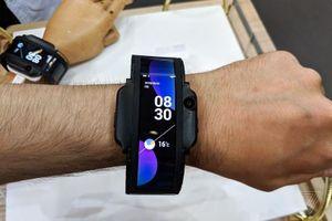 Nubia mở đầu cho smartphone màn hình OLED có thể đeo được?