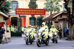 Hội nghị thượng đỉnh Mỹ-Triều 2: Chi tiết phân luồng giao thông tại Hà Nội