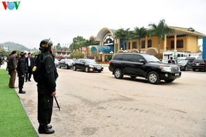 Hội nghị Thượng đỉnh Mỹ-Triều 2: An ninh thắt chặt tại ga Đồng Đăng