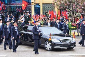 Đội cận vệ cực kỳ tinh nhuệ của Chủ tịch Triều Tiên Kim Jong- Un