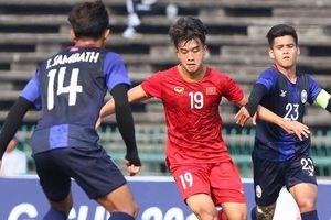 Đánh bại chủ nhà Campuchia, Việt Nam đoạt hạng ba