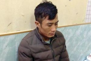 Bắt gã thợ sơn chặn đường hãm hiếp nữ sinh 12 tuổi
