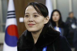 Kim Yo Jong - người phụ nữ quyền lực nhất Triều Tiên