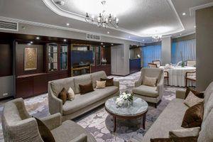 'Mục sở thị' khách sạn ông Kim Jong Un ở tại Hà Nội