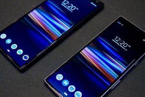 Sony tung loạt điện thoại tầm trung, màn hình siêu dài cho giải trí