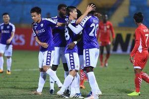 Các đại diện Việt Nam ra quân bất bại tại AFC Cup