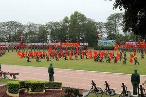 Trung đoàn 2, Sư đoàn 395 ra quân huấn luyện năm 2019