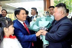 Chủ tịch Triều Tiên Kim Jong-un về đến khách sạn Melia, Hà Nội
