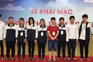 Hà Tĩnh: Có 13 em dự kỳ thi chọn đội tuyển Olympic quốc tế 2019