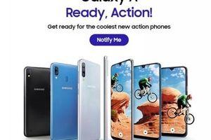 Samsung sắp ra mắt Galaxy A10, Galaxy A30 và Galaxy A50