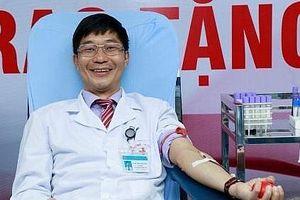 Bác sỹ bén duyên vợ từ phong trào hiến máu tình nguyện