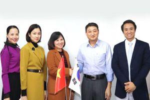 Tập đoàn TMS là thành viên Hiệp hội Doanh nghiệp Hàn Quốc tại Việt Nam