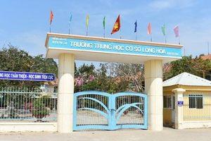 Sở GD-ĐT An Giang thông tin chính thức vụ thầy giáo bị tố đánh nữ sinh vẹo cột sống