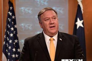 Ngoại trưởng Mỹ khẳng định chính sách với Iran không thay đổi