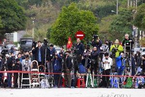 Báo chí quốc tế tăng cường thông tin về Thượng đỉnh Mỹ-Triều Tiên