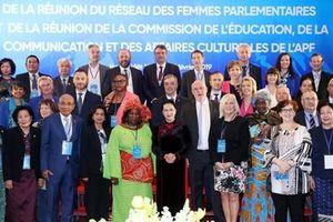 Khai mạc hội nghị của Liên minh Nghị viện Pháp ngữ tại Việt Nam