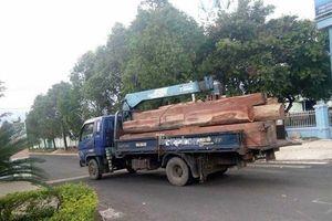 Một chiến sĩ công an qua đời khi trông coi tang vật gỗ lậu của trùm Phượng 'râu'