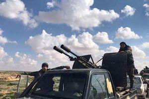 Quân đội Syria bắt đầu chiến dịch truy quét IS trên sa mạc phía đông Damascus, Homs