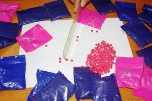 Nghệ An: Bắt giữ đối tượng buôn bán gần 5.000 viên ma túy tổng hợp