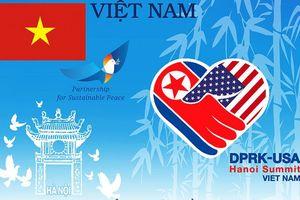 Phát hành bộ tem đặc biệt chào mừng Hội nghị Thượng đỉnh Mỹ - Triều