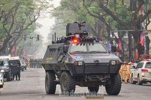 Người dân Thủ đô háo hức đón Chủ tịch Triều Tiên đến Hà Nội