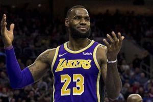 LeBron James không cứu nổi Lakers: Cầu thủ vĩ đại cũng chỉ là người phàm